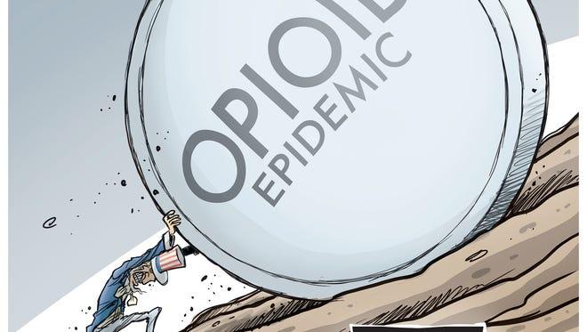 Editorial cartoon