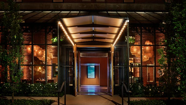 The Asbury is the first new hotel to open in Asbury