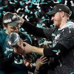 Mitch Albom: Philadelphia Eagles' Super Bowl miracle started with guts