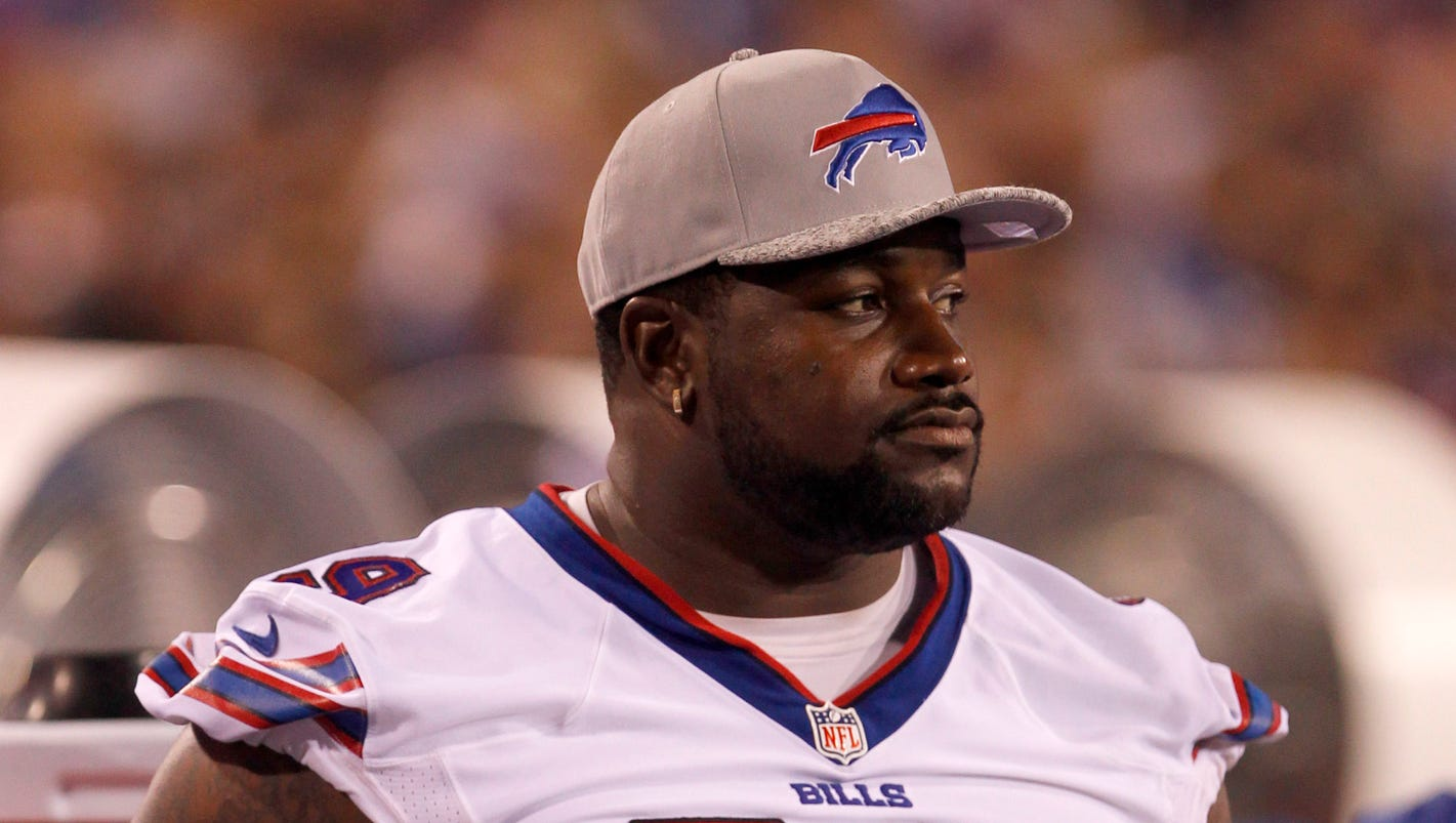 Bills DT Marcell Dareus sent home before Ravens game after