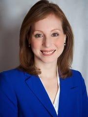 Legislator Rachel Barnhart