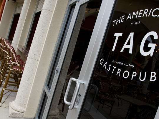 The American Gastropub, is a new restaurant at Coconut Point in Estero offering a casual yet refined atmosphere.