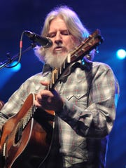 Bill Nershi of String Cheese Incident, pictured in