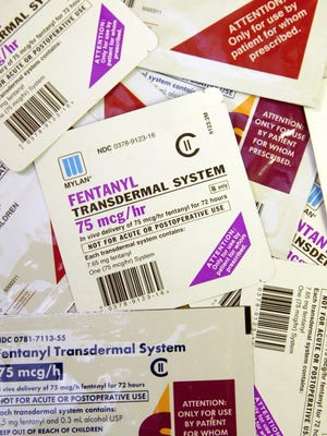 Fentanyl is a narcotic that is typically given to people with chronic pain, including end-stage cancer patients.