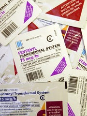 Fentanyl, a synthetic opiate similar to but more powerful than morphine, is often mixed with heroin to increase its potency.