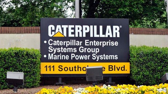 Caterpillar Inc., located in Fountain Inn, S.C., on