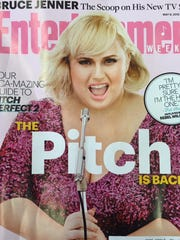 """""""Pitch Perfect 2"""" is on the cover for the latest issue"""