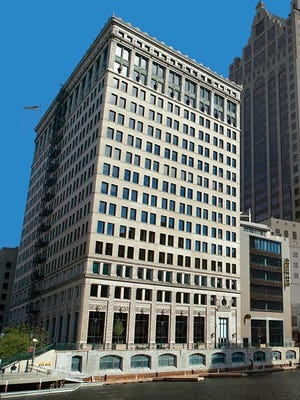 WageWorks is moving into the top two floors of CityCenter on Water St. in downtown Milwaukee.
