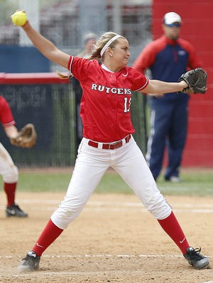 Rutgers freshman pitcher Shayla Sweeney, a former Haddon Heights standout, was 9-10 with 43 strikeouts in 91.2 innings pitched this season. Sweeney made 24 appearances, including 11 starts.