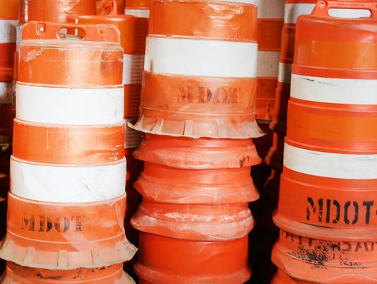 More orange barrels are headed to Oakland County