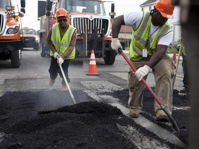 Ready for potholes? It's that season in Michigan again