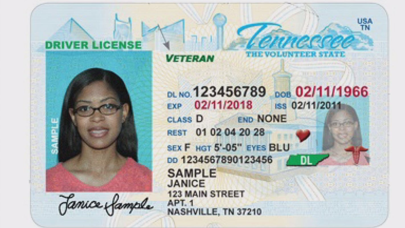 how to change drivers license