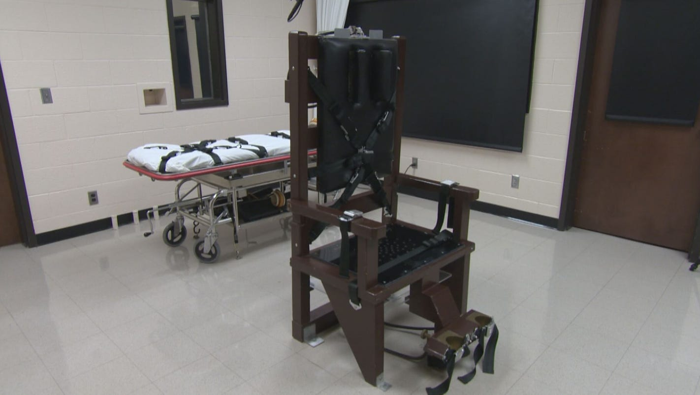 an argument in favor of execution by electric chair in florida Execution by electrocution (usually referred to as the electric chair or simply the chair after its method of implementation) is an execution method originating in the united states in which the person being put to death is strapped to a specially built wooden chair and electrocuted through electrodes placed on the body.