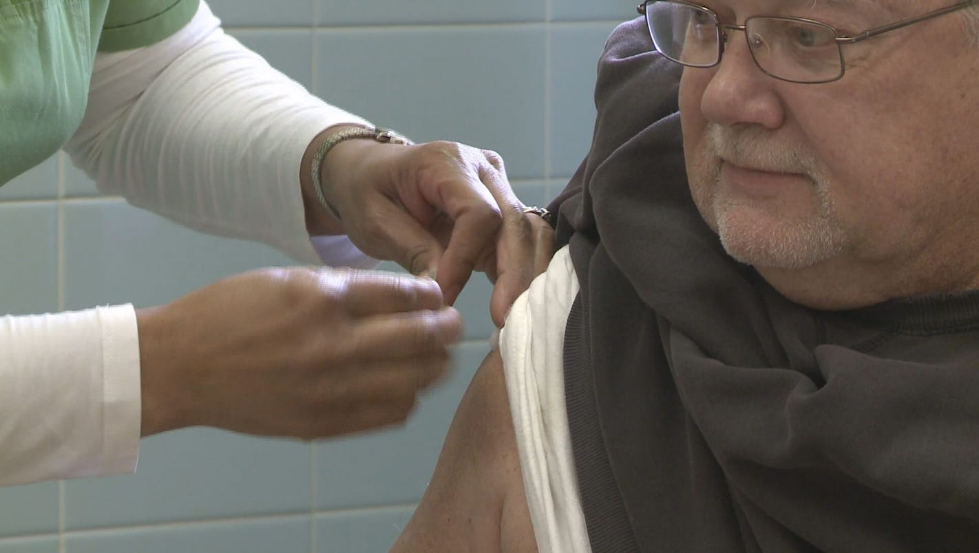 cdc new strain not covered by flu vaccine