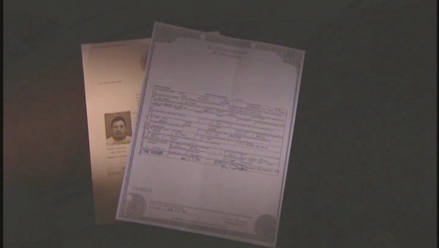 Man with us birth certificate deported to mexico aiddatafo Image collections