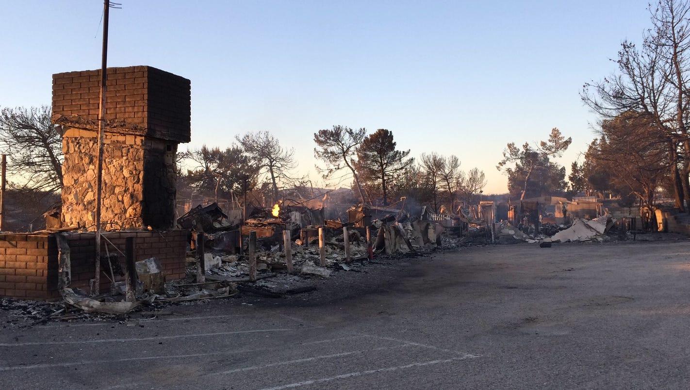 Fire-destroyed Summit Inn was an overlooked landmark