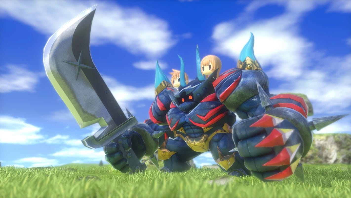 a honking good time world of final fantasy review technobubble. Black Bedroom Furniture Sets. Home Design Ideas