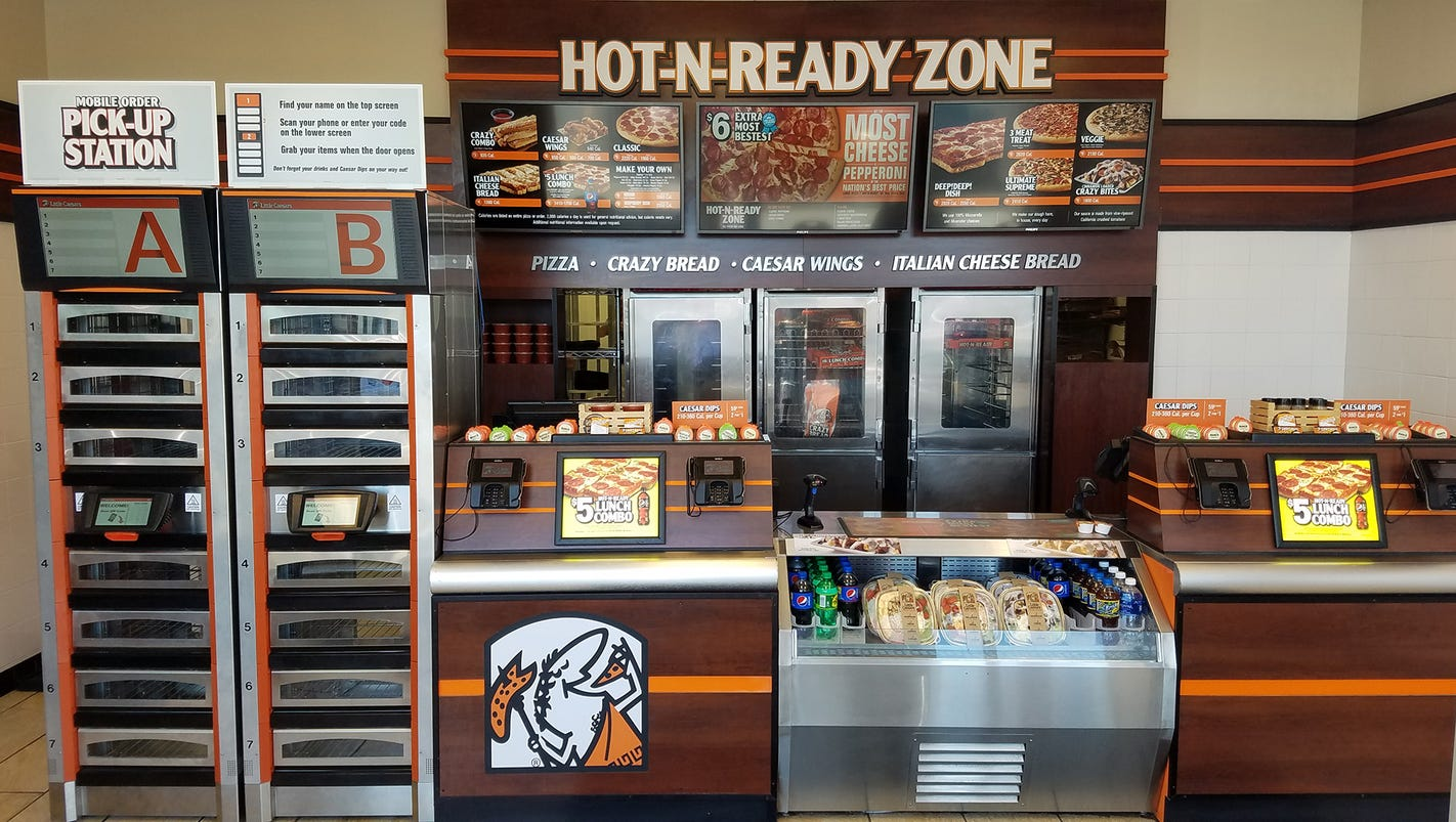 little caesars rolling out pizza portal machines in tucson stores. Black Bedroom Furniture Sets. Home Design Ideas