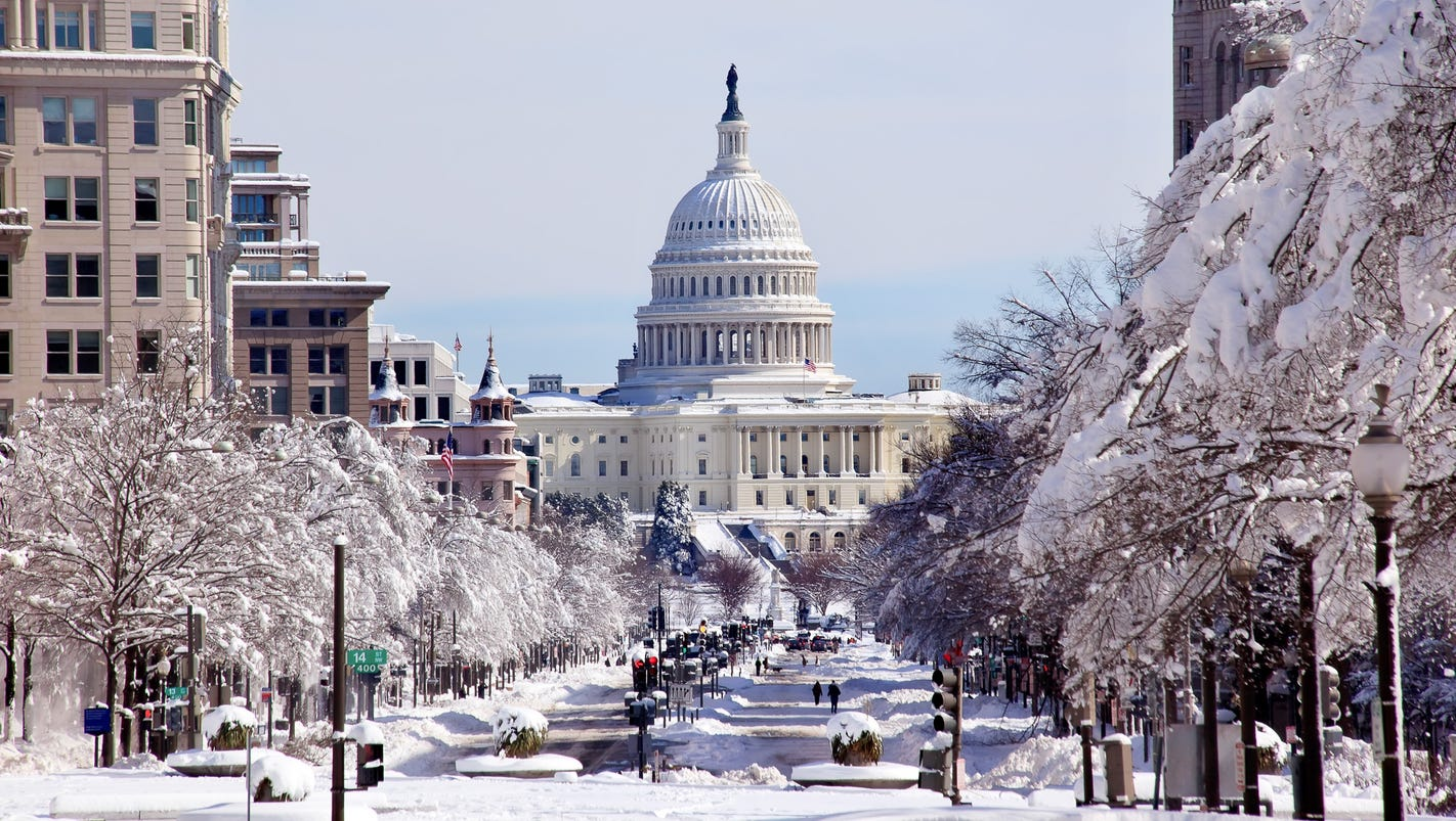 30 best cities for cheap winter travel for Winter trip in usa
