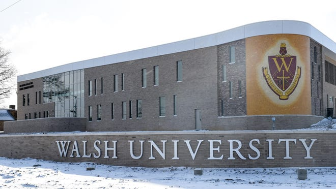Walsh University in North Canton (CantonRep.com file photo / Michael Balash)