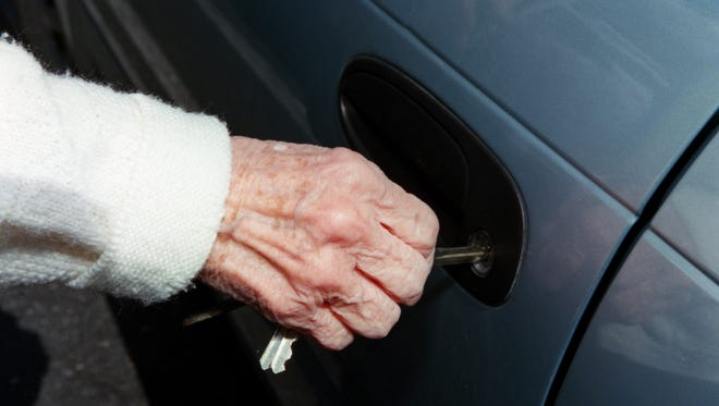 New car features can help older drivers with health issues, the AAA says.