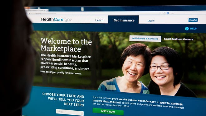 The Affordable Care Act marketplace.