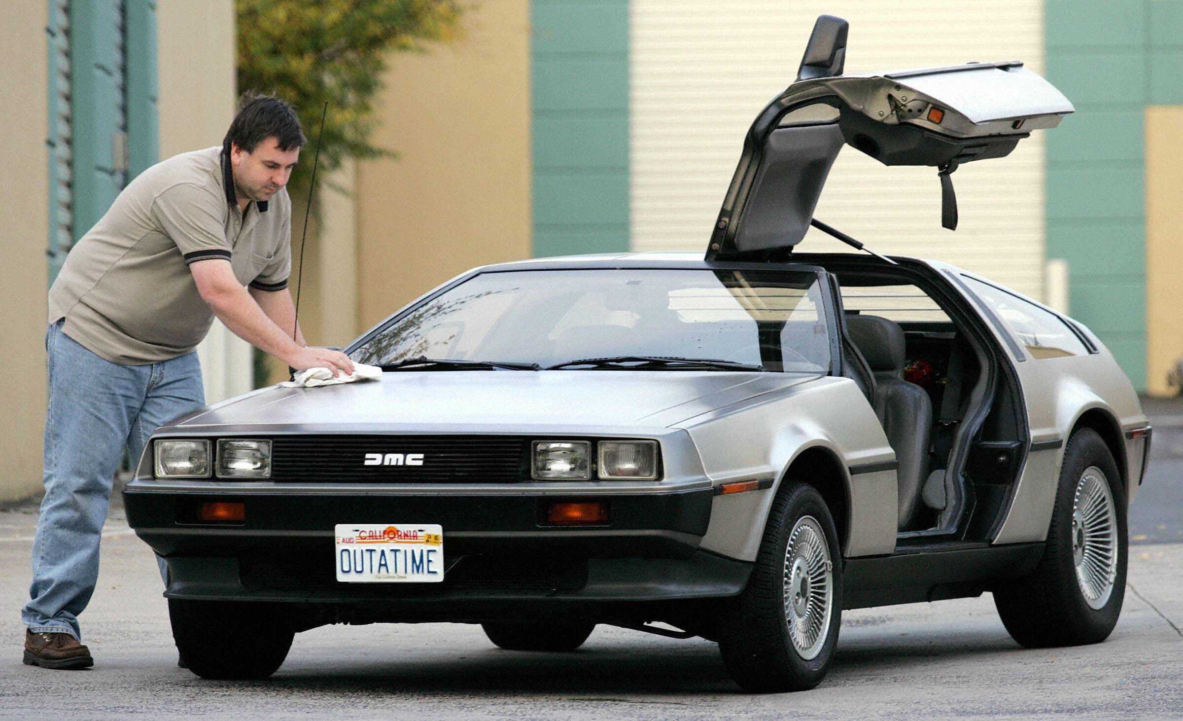 Michael J. Fox considers the car from Back to the Future the worst in the world 07/20/2015 44