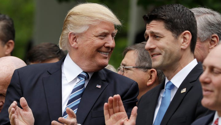 Donald Trump once asked Paul Ryan 'Why can't you be loyal to your president, Paul?', new book says