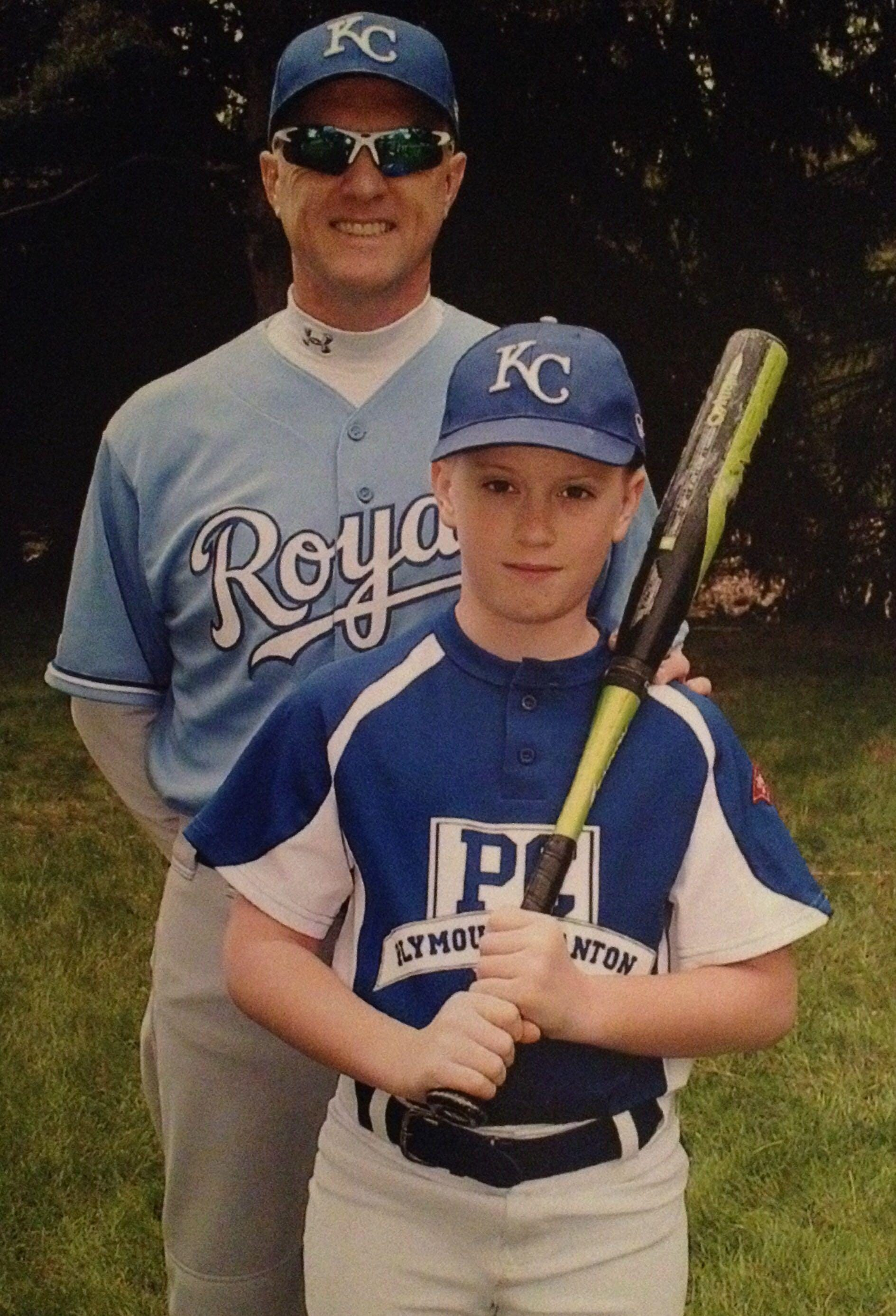 new pcll president wants more kids playing baseballfather jeff holt and son elijah teamed up in 2015 on