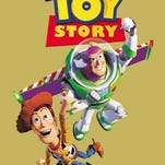 The Weill Center will show Disney's Toy Story on Friday, Aug. 19, at 4p.m. and 6 p.m.