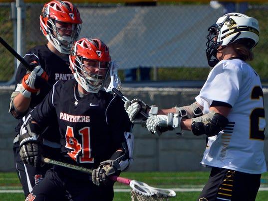 PHOTOS: Central York vs Red Lion boy's lacrosse