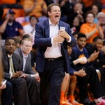 UTEP coach Tim Floyd played for the Bulldogs and spent a season as an assistant during the 1970s.