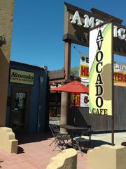 The Avocado is open Monday through Friday and offers