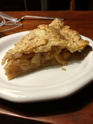There's no better — or more traditional — way to end your Thanksgiving dinner than with a big slice of pie, like this Apple Cider Pie.