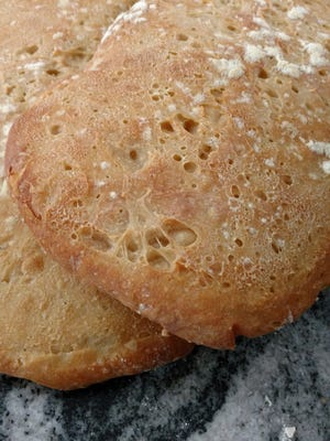 In addition to making terrific toast, ciabatta also makes wonderful bread for panini.