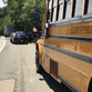 Elizabeth school bus, Jaguar collide on Route 287; no one hurt