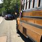 Elizabeth school bus, Jaguar collide on Route 287; no one hurt