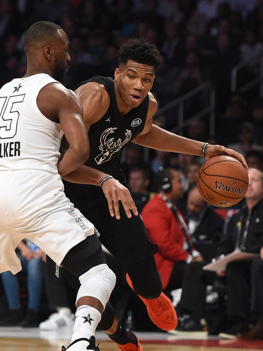 20c674feb403 Giannis Antetokounmpo reaffirms importance of family