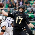 No. 25 Baylor tries to steady itself after 2 losses