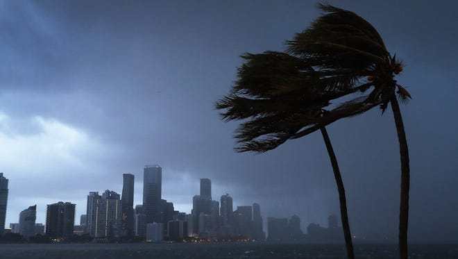 Hurricane Irma forced the Miami football team to take refuge near Orlando.