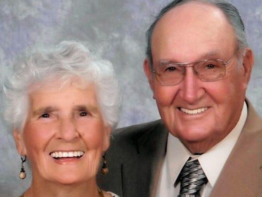 Anniversaries: Louise Stanford & Gordon Stanford