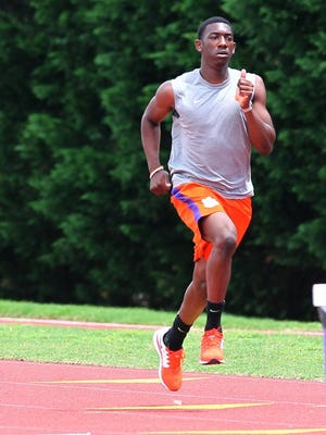 Jeffrey Green defended his title in the 400-meter dash at the ACC Indoor Championships on Saturday.