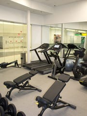 ROAM Fitness has cardio equipment and free weights