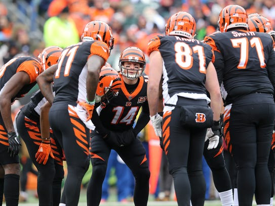 Andy Dalton is signed through the 2020 season on an extremely team-friendly contract.