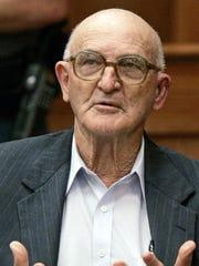 This June 20, 2005 file photo shows Edgar Ray Killen