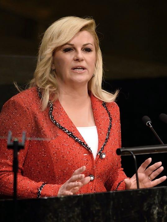 croatian president - photo #39