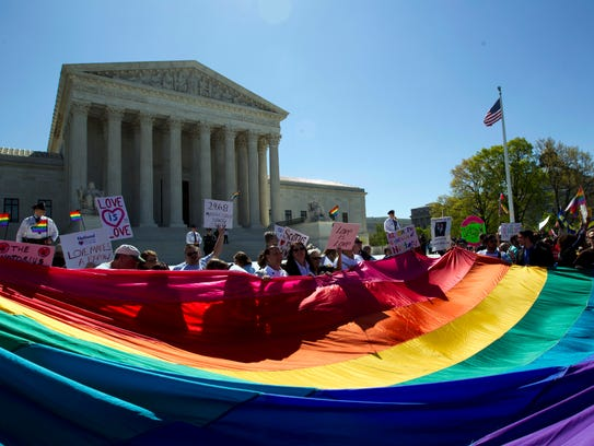 The Supreme Court faces gay marriage, Obamacare and
