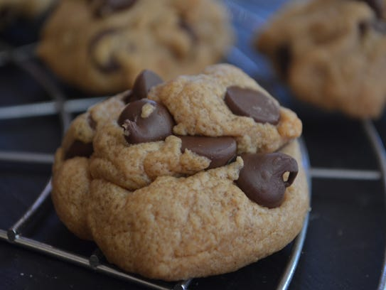These cookies have five ingredients and are so easy