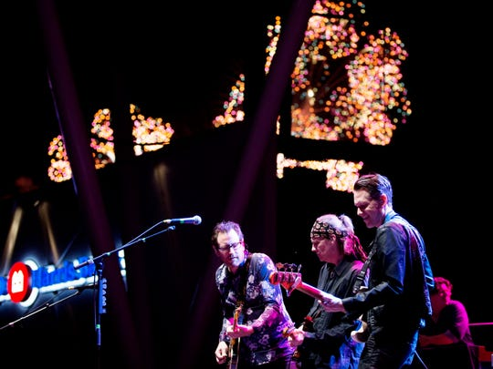 BoDeans performs at Potawatomi Hotel & Casino's Northern Lights Theater Friday.
