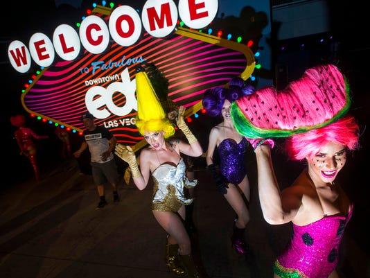 Electric Daisy Carnival 2018